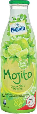 Virgin mojito sans alcool - Produit - fr