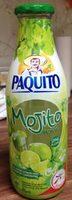 Mojito sans alcool, citron vert menthe - Produit - fr