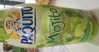 Mojito sans alcool, citron vert menthe - Ingrédients - fr