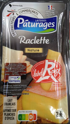 Raclette - Product - fr