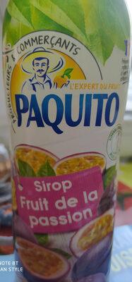 sirop fruit de la passion - Product - fr