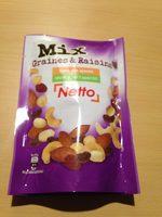 Mélange Graines & Raisins - Product