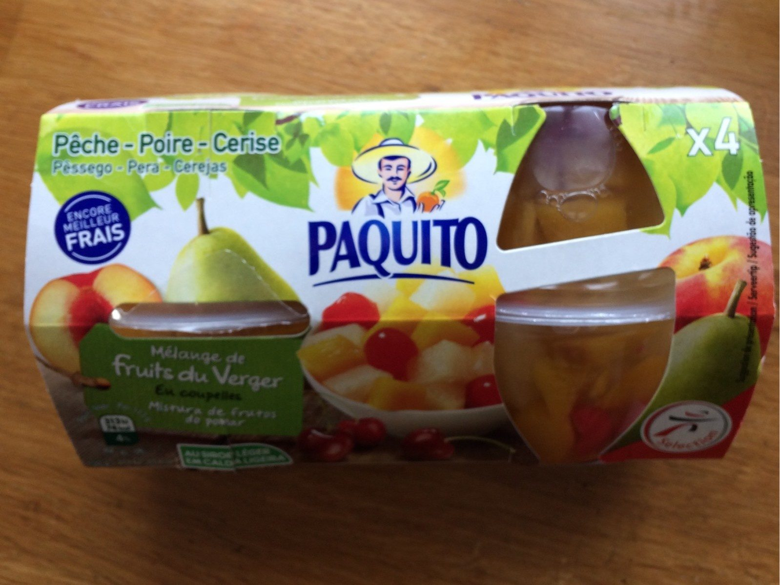 Mélange de fruits du verger - Product - fr