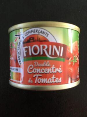 Double concentré de tomates - Product - fr