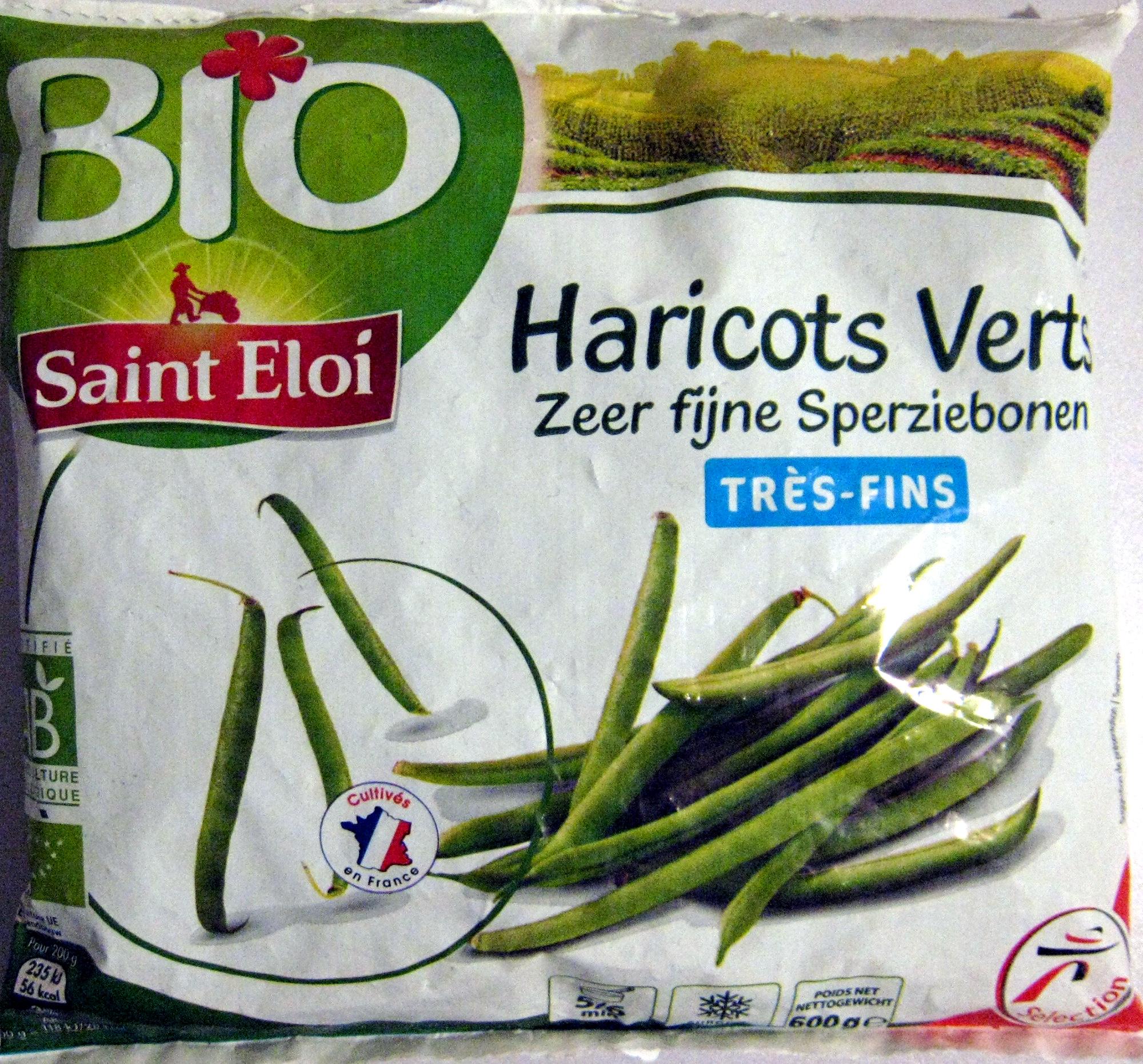 haricots verts tr s fins surgel s bio saint eloi 600 g. Black Bedroom Furniture Sets. Home Design Ideas