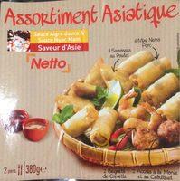 Assortiment Asiatique - Product