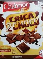 Crica 2 choco - Produit - fr