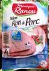 Mon Rôti de Porc (2,5% MG) (-25% sel) - Product