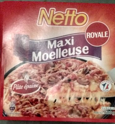 Maxi Moelleuse Royale - Product