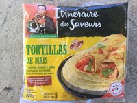 Tortillas de maïs - Product