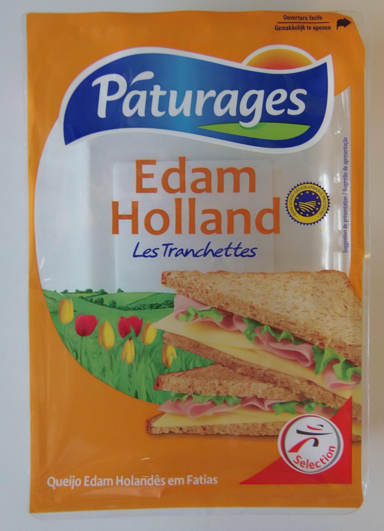 Edam Holland Les Tranchettes - Product - fr