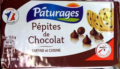 Pépites de Chocolat Tartine et Cuisine - Product
