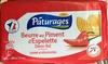 Beurre au Piment d'Espelette Demi-Sel - Product