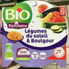 Légumes du soleil & Boulgor - Produit