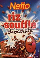 Riz soufflé chocolaté - Product - fr