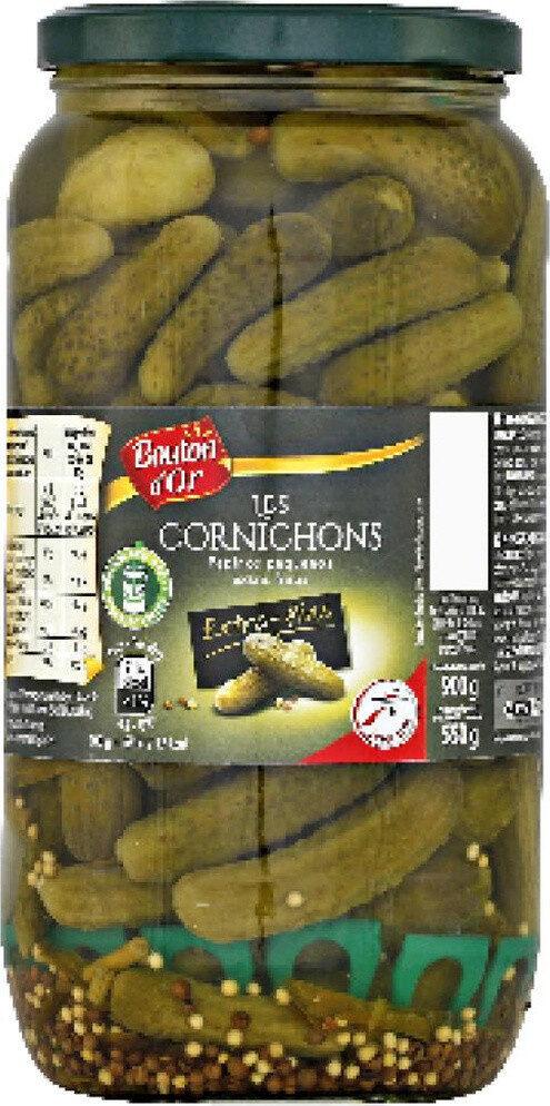 Les cornichons extra-fins - Produit - fr