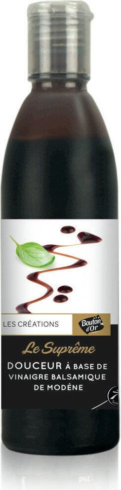 Suprême à base de vinaigre  balsamique de modène - Produit - fr