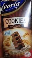 Cookies Addict Lait - Produit