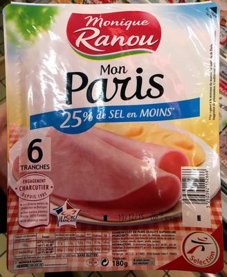 Mon Paris - Produit