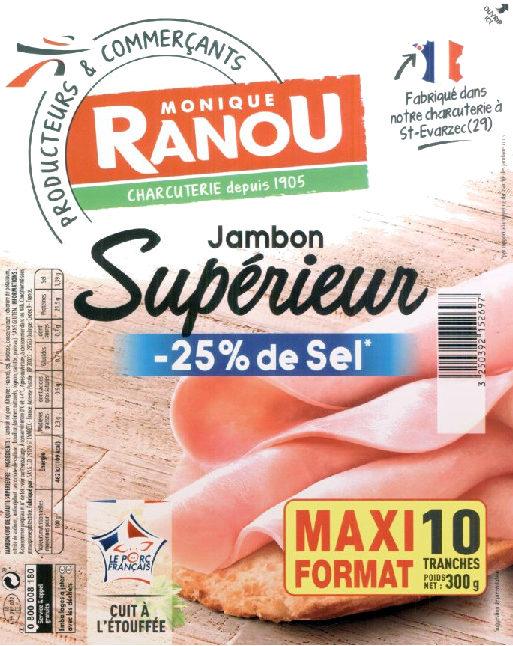 Mon Gourmand Supérieur (25% de sel en moins) (maxi format) - Product - fr