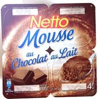 Mousse Chocolat au Lait - Produit