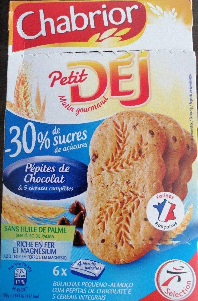 Petit déj matin gourmand -30% de sucre - Produit - fr