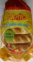 12 Pains au lait - Pur Beurre (Offre Spéciale) - Produit - fr