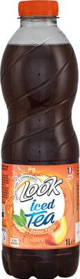 Boisson iced tea saveur pêche - Produit - fr