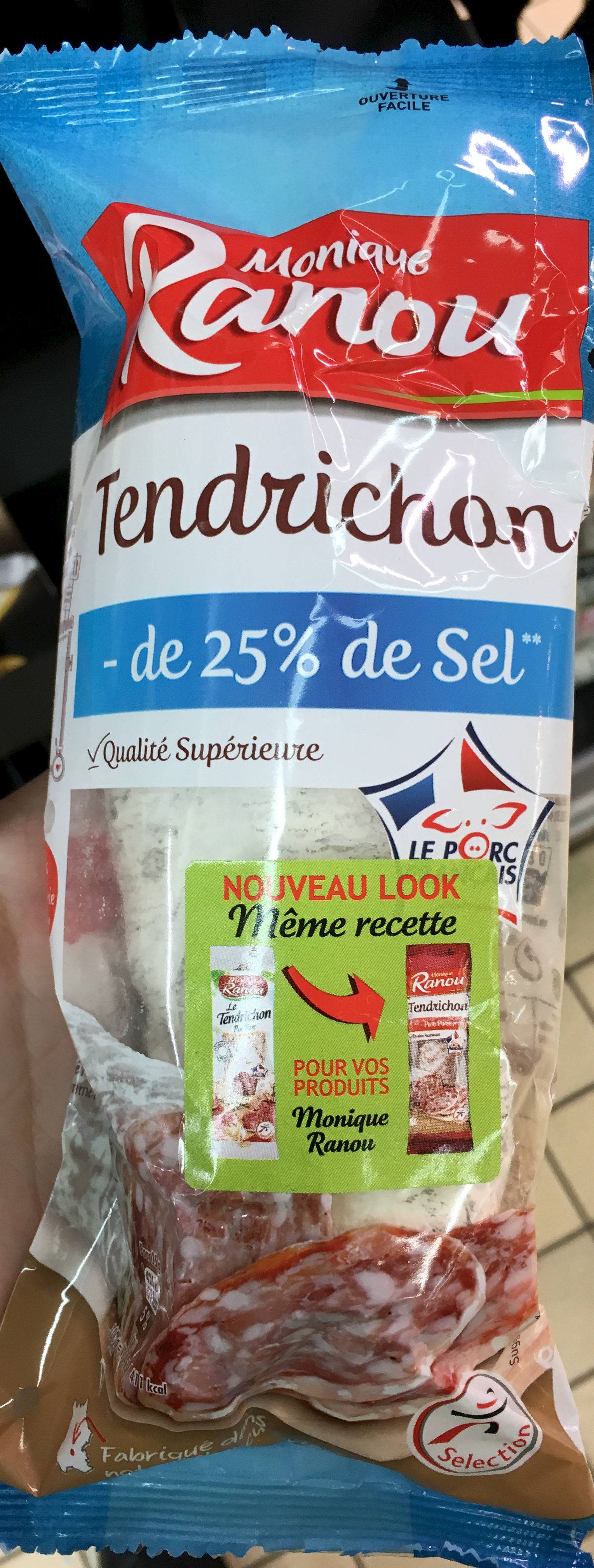 Tendrichon -25% de sel - Produit - fr