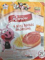 Mon Mini Haché de Jambon au Fromage Fondu - Produit - fr
