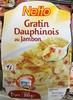Gratin Dauphinois au Jambon - Produkt