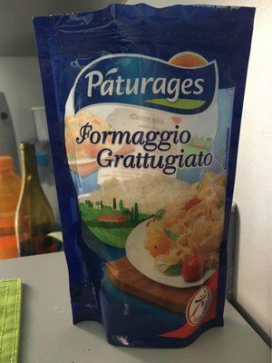 Pâturages Formaggio Grattugiato le fromage de 100 g - Product