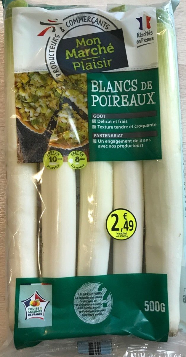 Blancs de Poireaux - Product