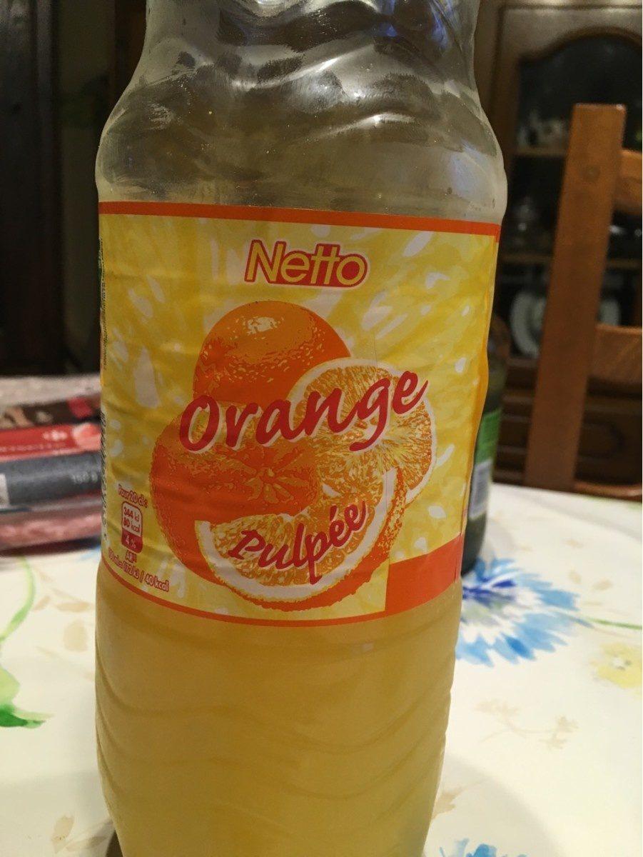 Orange pulpée - Product