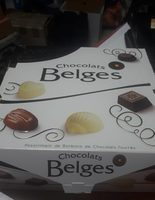 Chocolats Belges - Product
