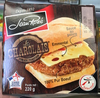 Le Charolais Burger Tradition - Produit - fr