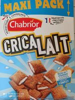 Crica Lait Chabrior - Product - fr