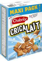 Céréales crica lait - Product - fr