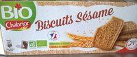 Biscuits sésame - Product