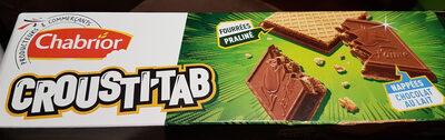 Crousti'Tab - Product