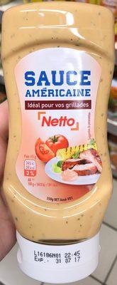 Sauce Américaine - Product