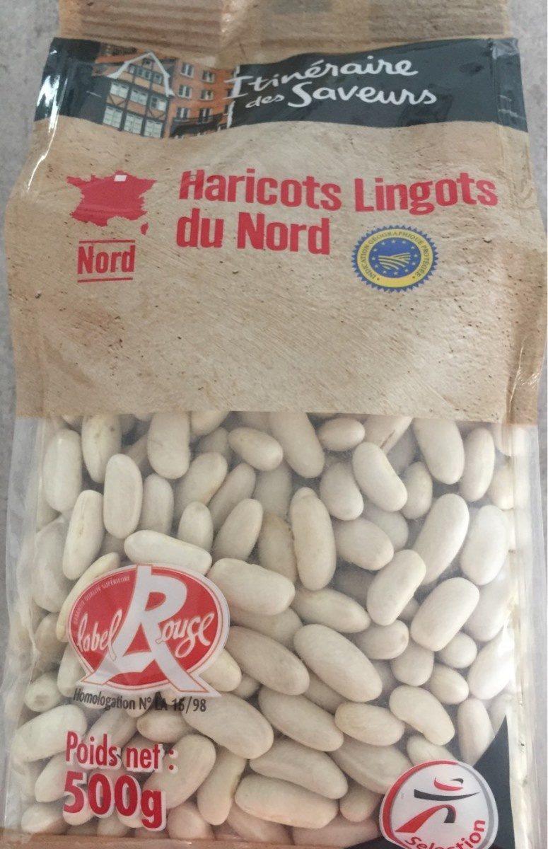 Haticots lingots du nord - Produit