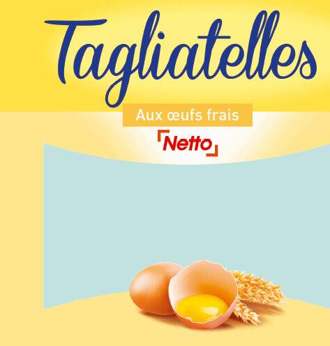 Tagliatelles fraîches - Product