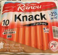 Knack - Produit
