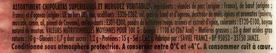Jean Rozé Chipolatas SUPERIEURES et merguez VERITABLES la barquette de 12 - Ingrédients