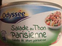Odyssée Salade au thon parisienne 250 g - Produit - fr