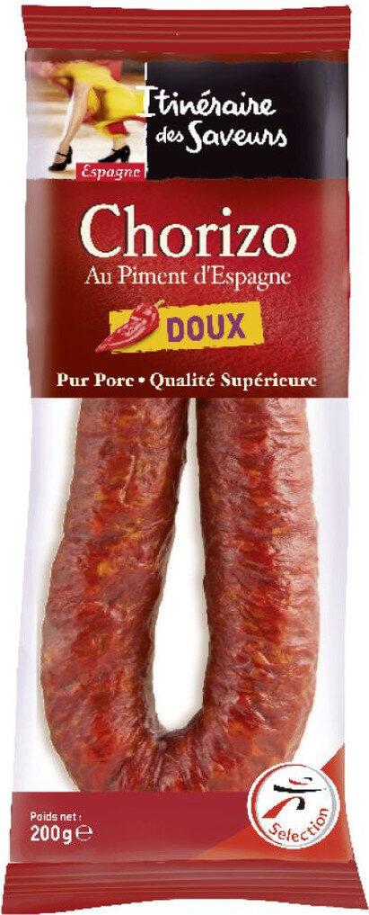 Chorizo au piment d'Espagne doux - Produit - fr