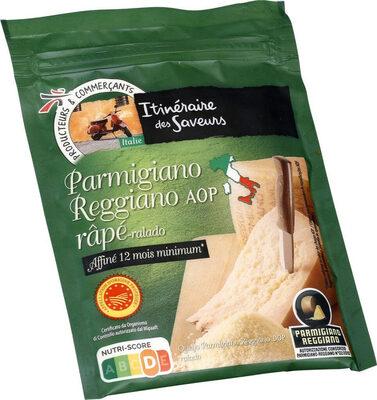 Parmigiano Reggiano AOP râpé - Produit - fr