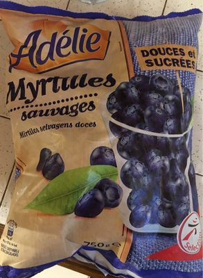 Myrtilles sauvages - Produto - fr
