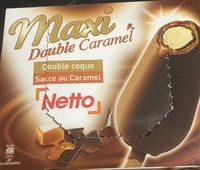 Colosses doubles 4x110ml vanille caramel - Produit